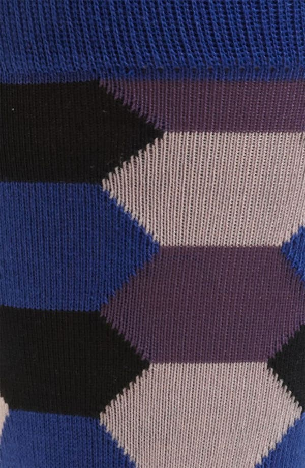 Alternate Image 2  - Calibrate 'Honeycomb' Socks