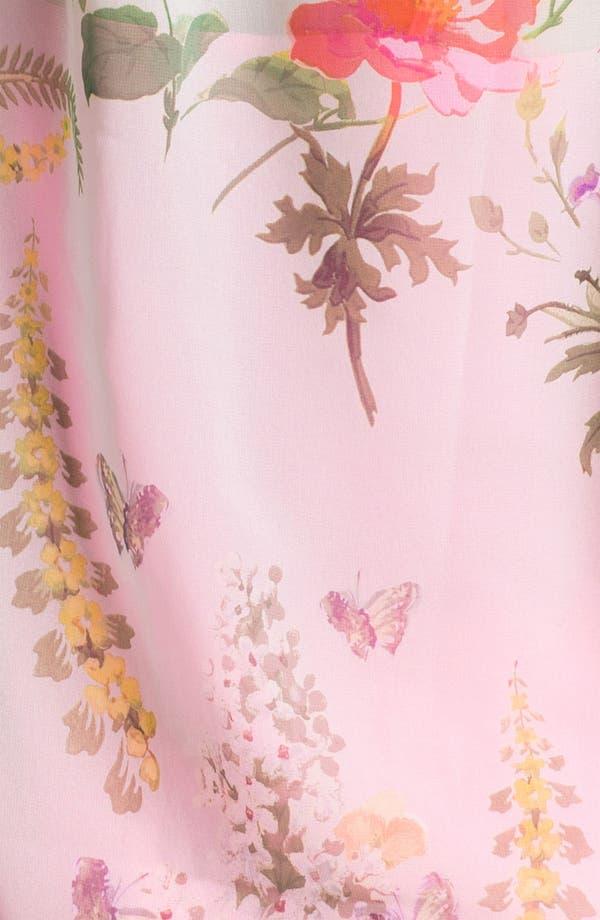 Alternate Image 3  - Ted Baker London 'Wallpaper' Print Shirt
