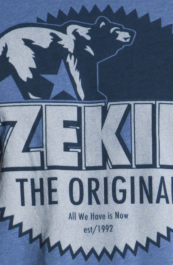 Alternate Image 3  - Ezekiel Heathered T-Shirt