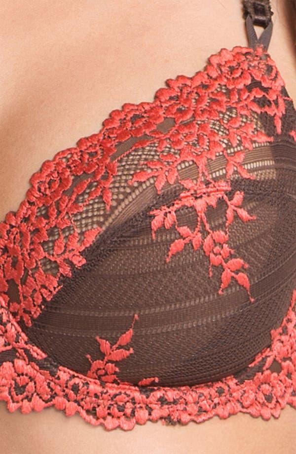 Alternate Image 2  - Wacoal Lace Underwire Bra