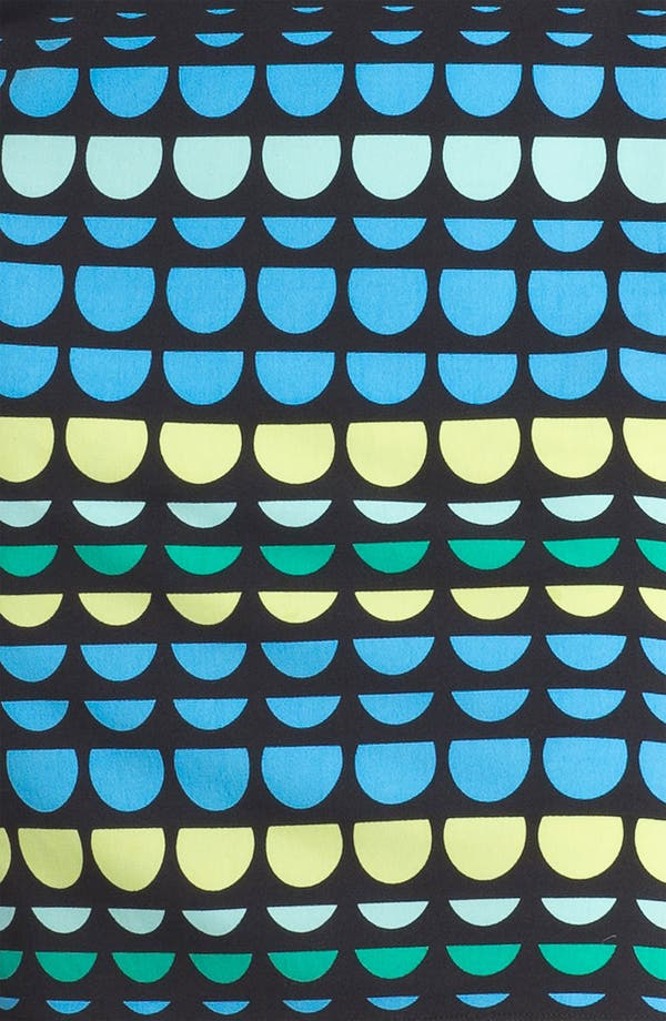 Alternate Image 3  - Vince Camuto Semi Circle Print Sleeveless Dress