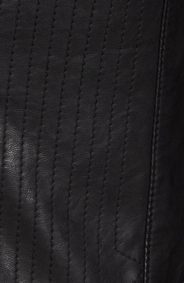 Alternate Image 3  - BLANKNYC Faux Leather Jacket