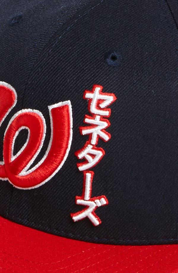 Alternate Image 2  - American Needle 'Tokyo Pop - Washington Nationals' Snapback Baseball Cap