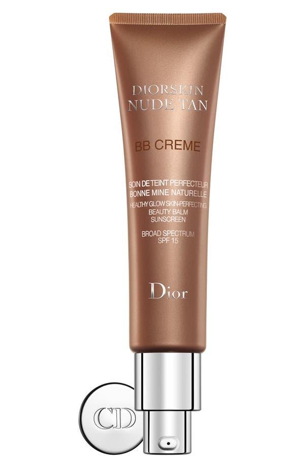 Alternate Image 1 Selected - Dior 'Diorskin Nude Tan' BB Creme Broad Spectrum SPF 15