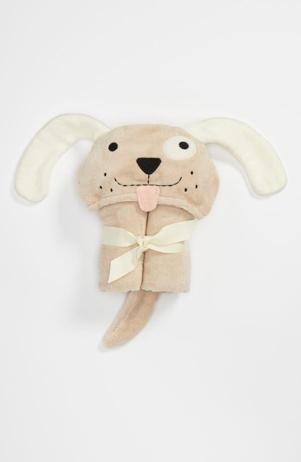 Main Image - Elegant Baby 'Dog' Bath Wrap (Infant)