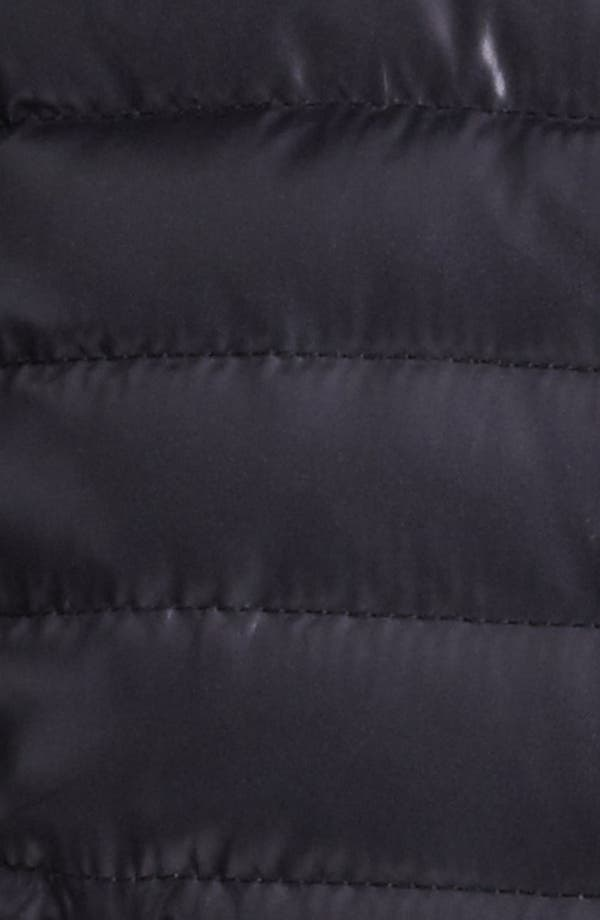 Alternate Image 3  - Moschino Cheap & Chic Genuine Fox Collar Down Jacket