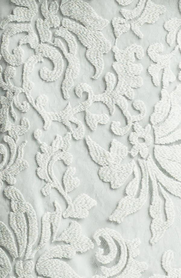 Alternate Image 3  - Tadashi Shoji Textured Lace Peplum Dress