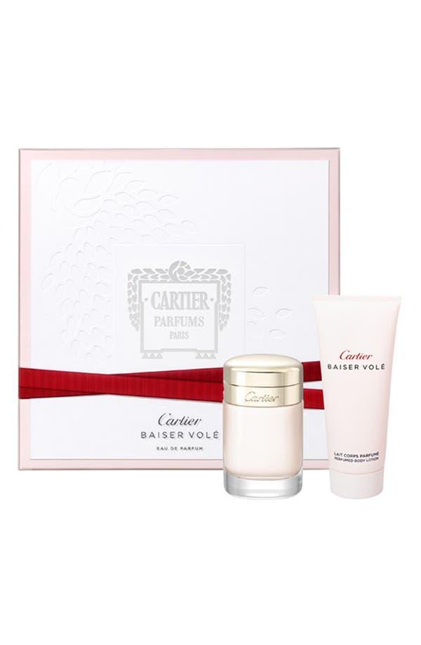 Alternate Image 1 Selected - Cartier 'Baiser Volé' Fragrance Set ($130 Value)