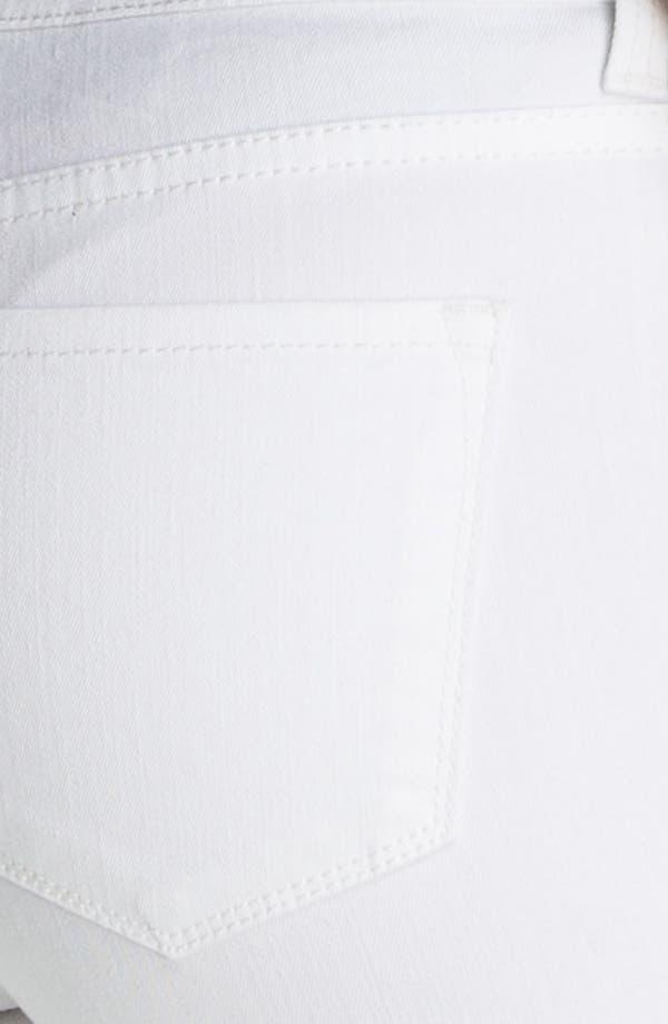 Alternate Image 3  - NYDJ 'Alisha' Skinny Stretch Ankle Jeans (Petite)