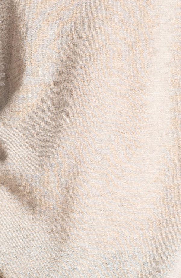 Alternate Image 3  - Halston Heritage Linen Sweater