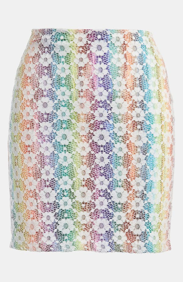 Main Image - MINKPINK 'Tomorrowland' Miniskirt