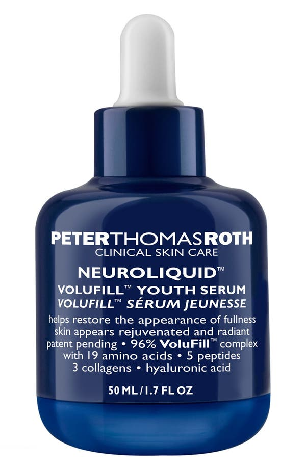 Alternate Image 1 Selected - Peter Thomas Roth Neuroliquid VoluFill Youth Serum