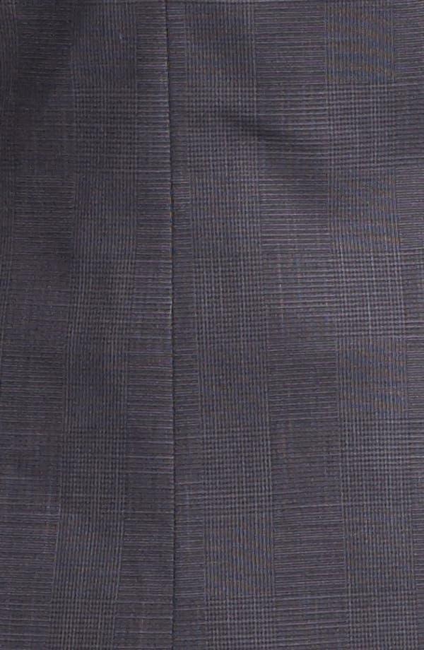Alternate Image 5  - Halogen® Etched Plaid Suit Jacket