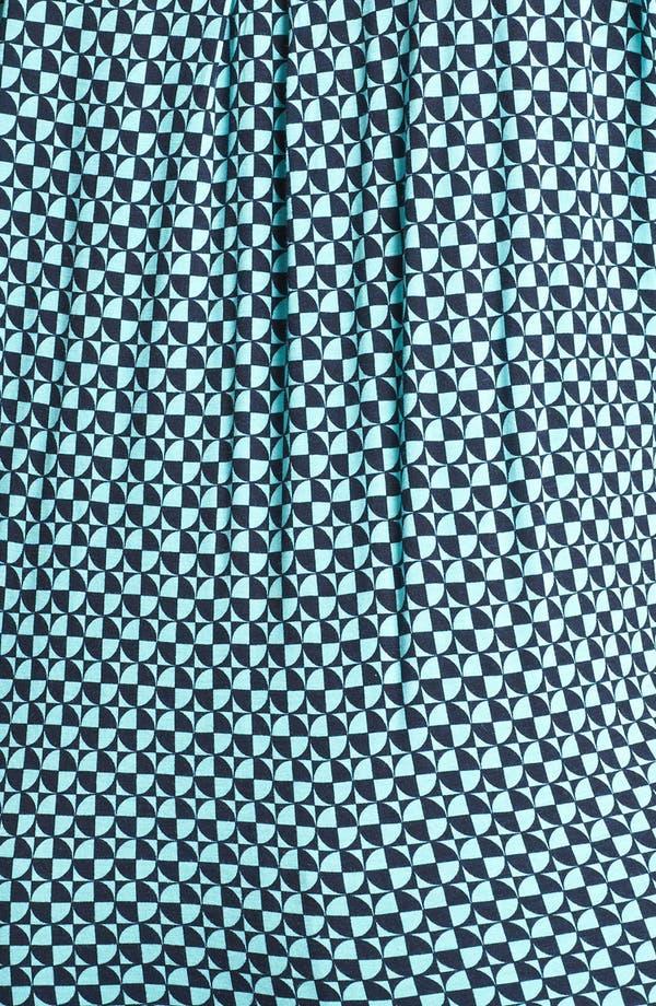 Alternate Image 3  - MICHAEL Michael Kors Geo Print Top (Plus Size)