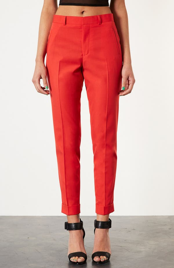 Alternate Image 1 Selected - Topshop Skinny Trousers