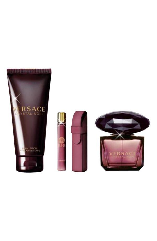 Alternate Image 2  - Versace 'Crystal Noir' Fragrance Set
