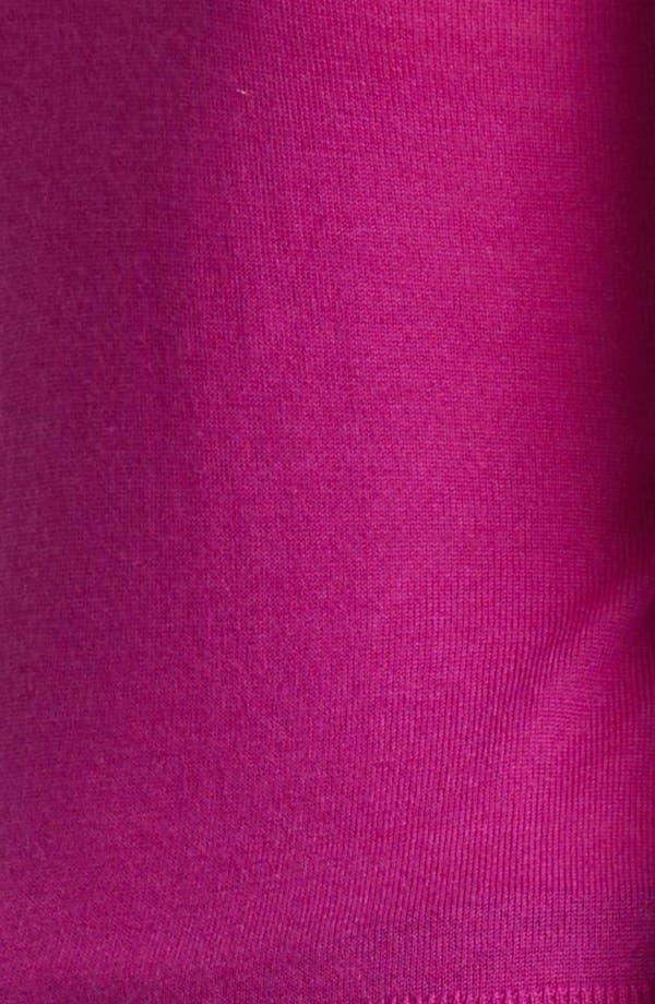 Alternate Image 3  - Nina Ricci Zipper Cowl Neck Wool Sweater