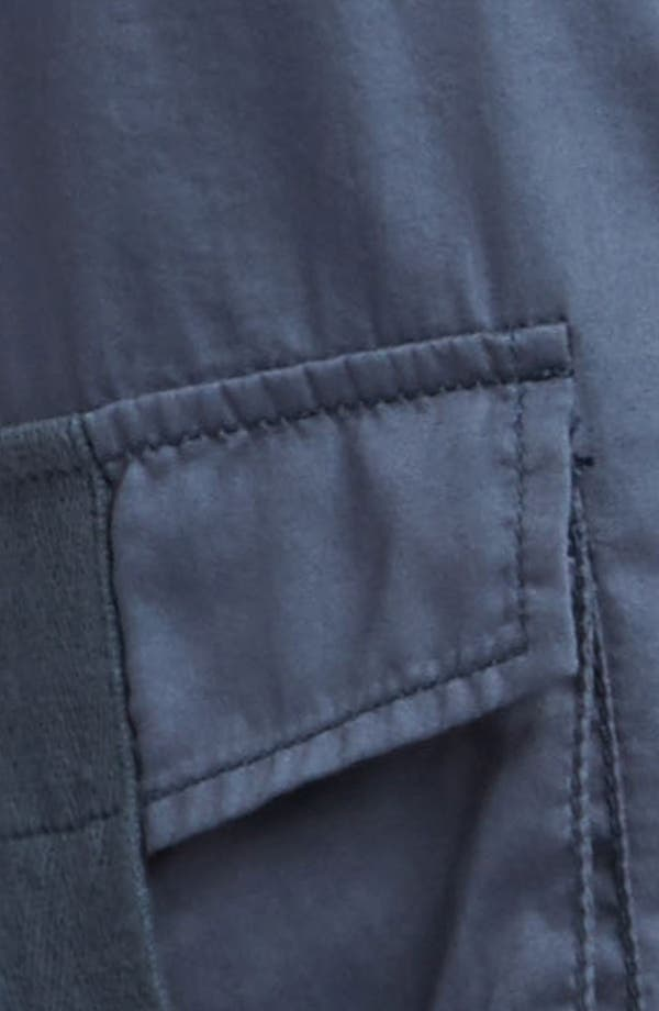 Alternate Image 3  - Leith 'Parka' Sleeveless Tab Hooded Vest