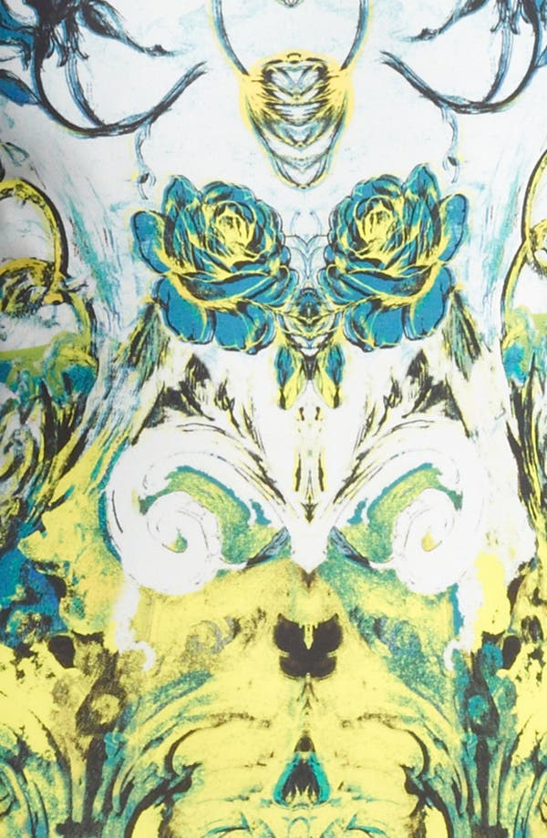 Alternate Image 3  - Roberto Cavalli 'Novella Print' Jersey Dress