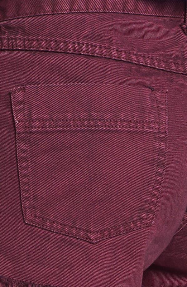 Alternate Image 3  - Free People 'Dolphin' Cutoff Denim Shorts (Marsan Wash)