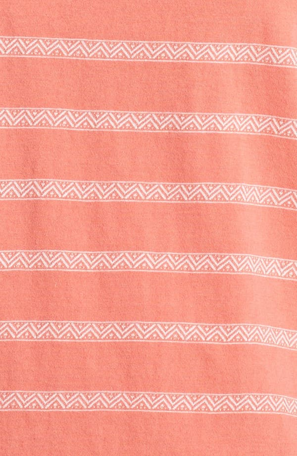 Alternate Image 3  - Lucky Brand 'Brier' Stripe Tee (Online Only)