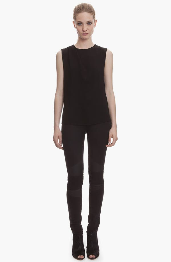 Alternate Image 1 Selected - sandro 'Piquer' Skinny Stretch Jeans