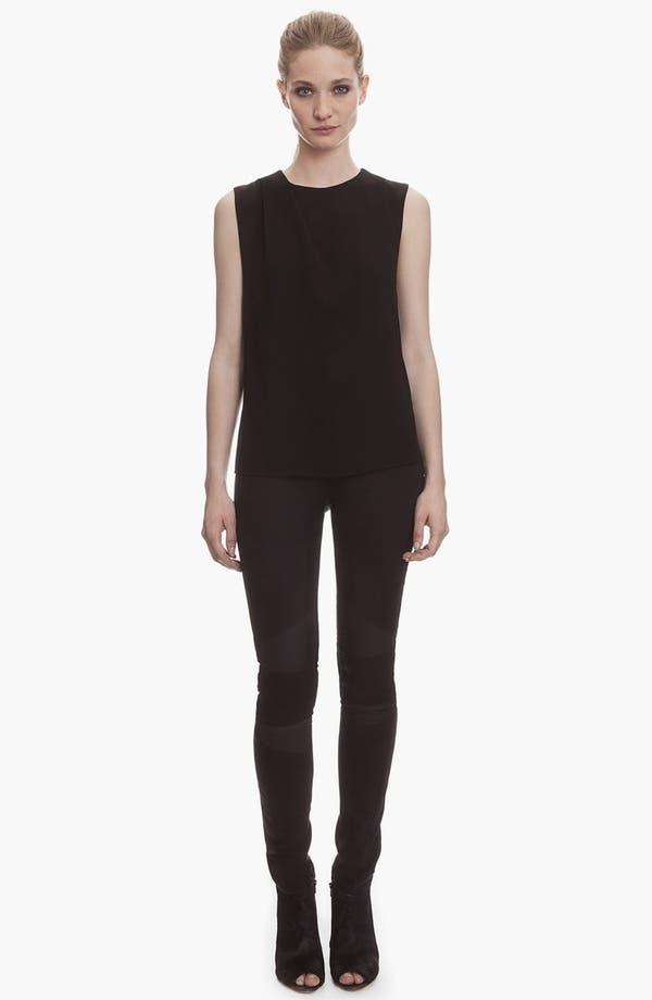 Main Image - sandro 'Piquer' Skinny Stretch Jeans