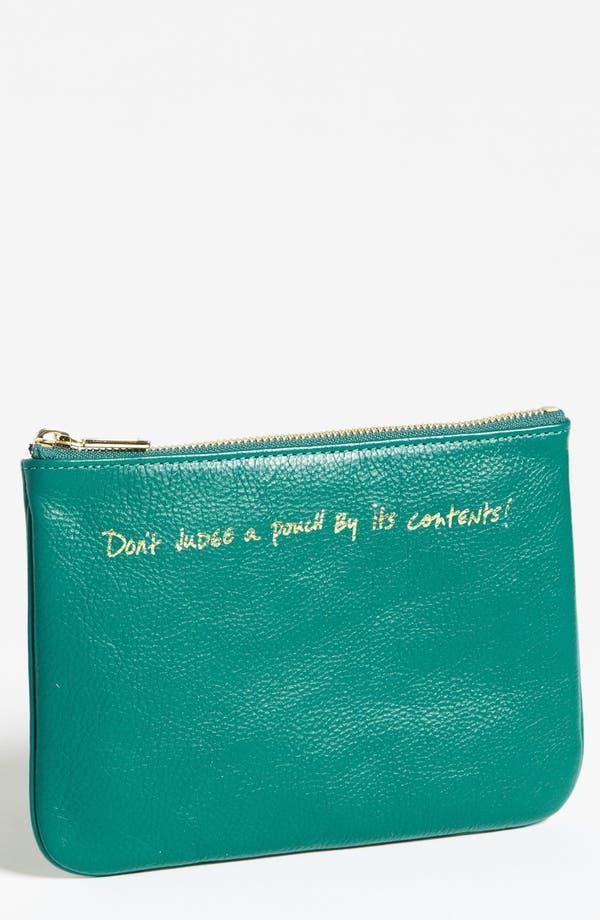 Alternate Image 1 Selected - Rebecca Minkoff 'Erin - Don't Judge' Pouch