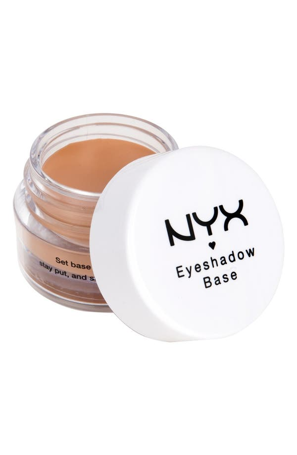 Alternate Image 1 Selected - NYX Eyeshadow Base