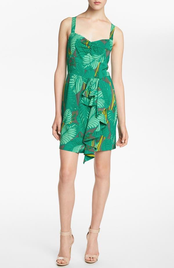Alternate Image 1 Selected - Viva Vena! 'Pin Up' Flirty Ruffle Dress