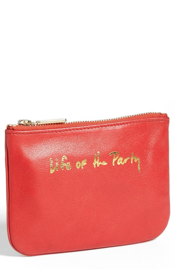 Main Image - Rebecca Minkoff 'Cory - Life of the Party' Leather Pouch