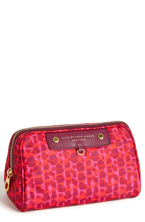 Alternate Image 1 Selected - MARC BY MARC JACOBS 'Preppy - Big Bliz' Framed Cosmetics Case