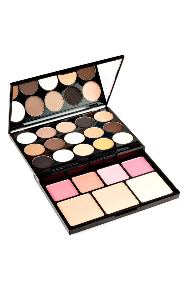 Alternate Image 1 Selected - NYX 'Butt Naked - Turn the Other Cheek' Face Palette