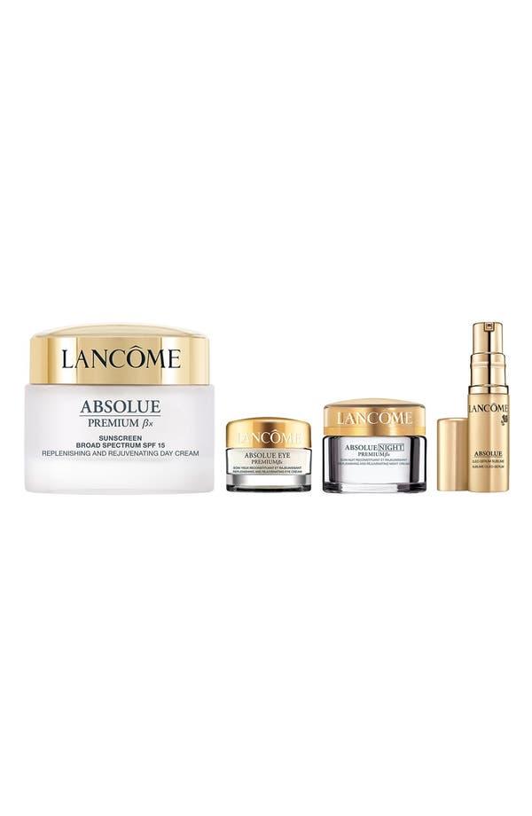 Alternate Image 1 Selected - Lancôme 'Absolue Premium ßx' Spring Set ($267 Value)