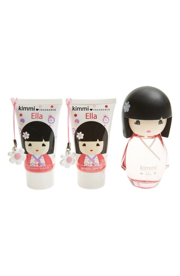 Alternate Image 1 Selected - Kimmi Fragrance 'Ella' Perfume Set (Girls)