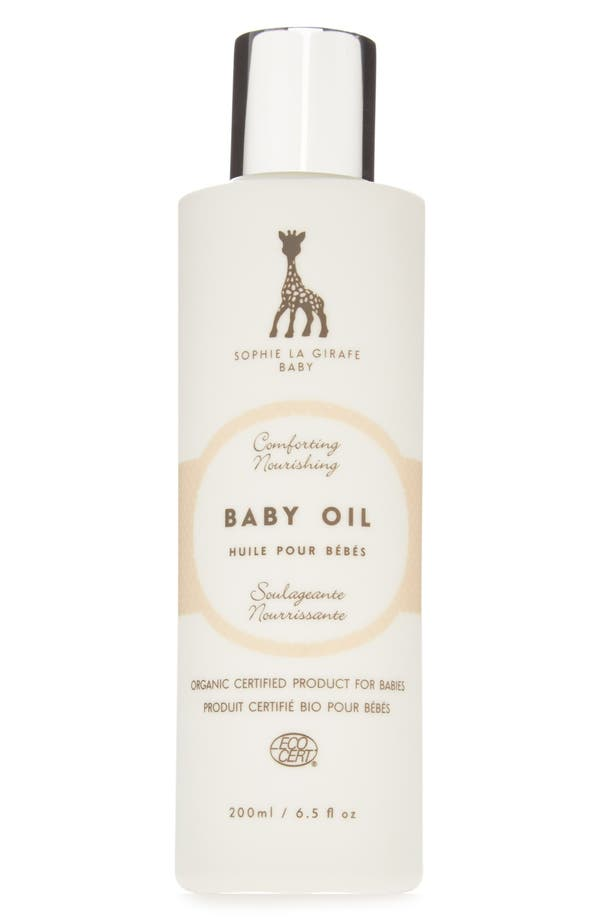 Alternate Image 1 Selected - Sophie la Girafe Organic Baby Oil