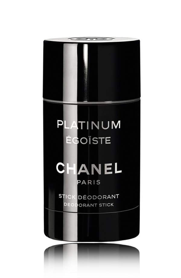 Main Image - CHANEL PLATINUM ÉGOÏSTE  Deodorant Stick