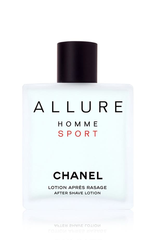 Main Image - CHANEL ALLURE HOMME SPORT  After Shave Lotion