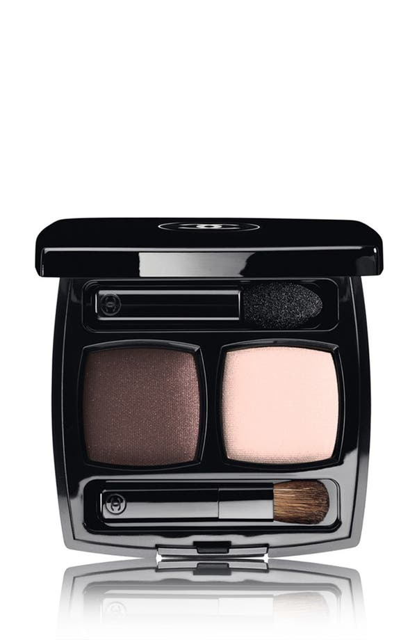 Alternate Image 1 Selected - CHANEL OMBRES CONTRASTE DUO  Eyeshadow Duo