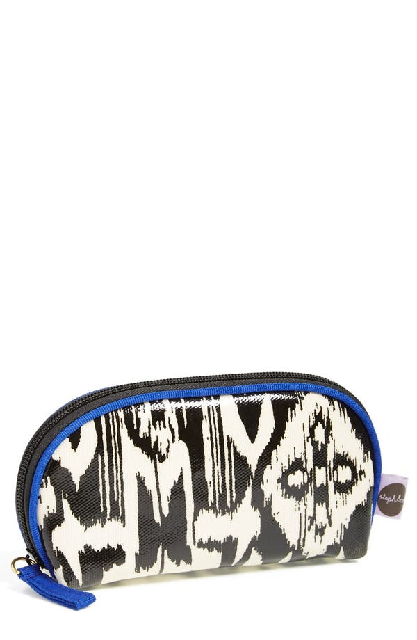Main Image - steph&co. 'Ikat - Mini' Dome Cosmetics Case (Nordstrom Exclusive)