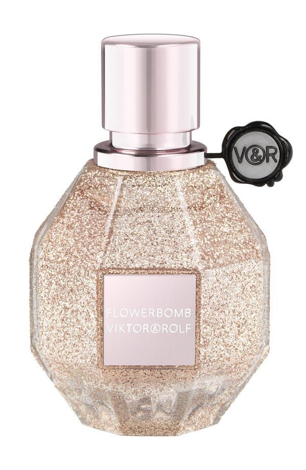 Main Image - Viktor&Rolf 'Flowerbomb' Gold Shimmer Eau de Parfum (Limited Edition) (Nordstrom Exclusive)