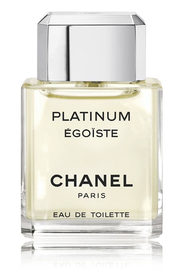 CHANEL PLATINUM ÉGOÏSTE Eau de Toilette Spray | Nordstrom