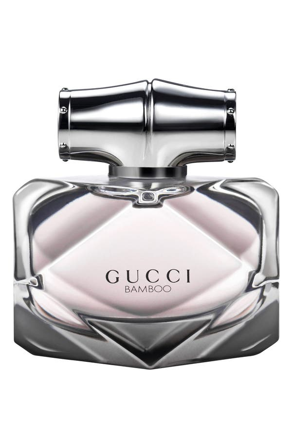 Alternate Image 1 Selected - Gucci 'Bamboo' Eau de Parfum Spray