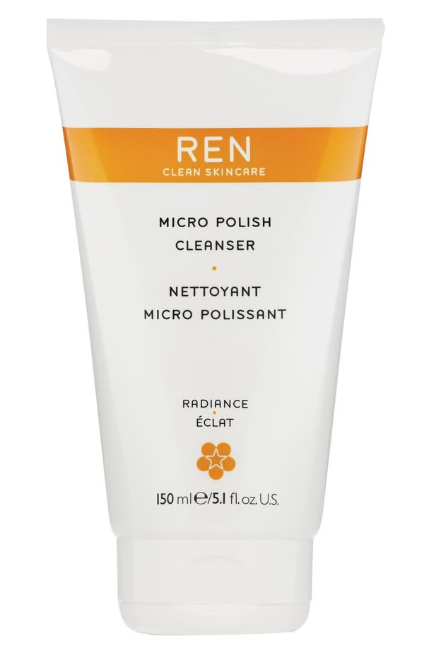 Main Image - SPACE.NK.apothecary REN Micro Polish Cleanser