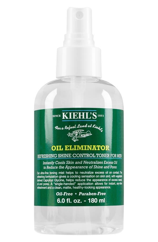 Alternate Image 1 Selected - Kiehl's Since 1851 'Oil Eliminator' Refreshing Shine Control Toner for Men