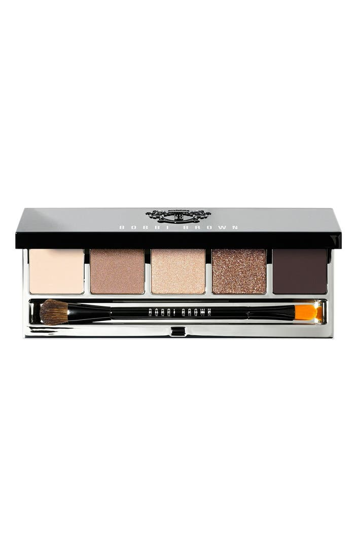 Bobbi Brown Long Wear Rich Caramel Eye Set Limited