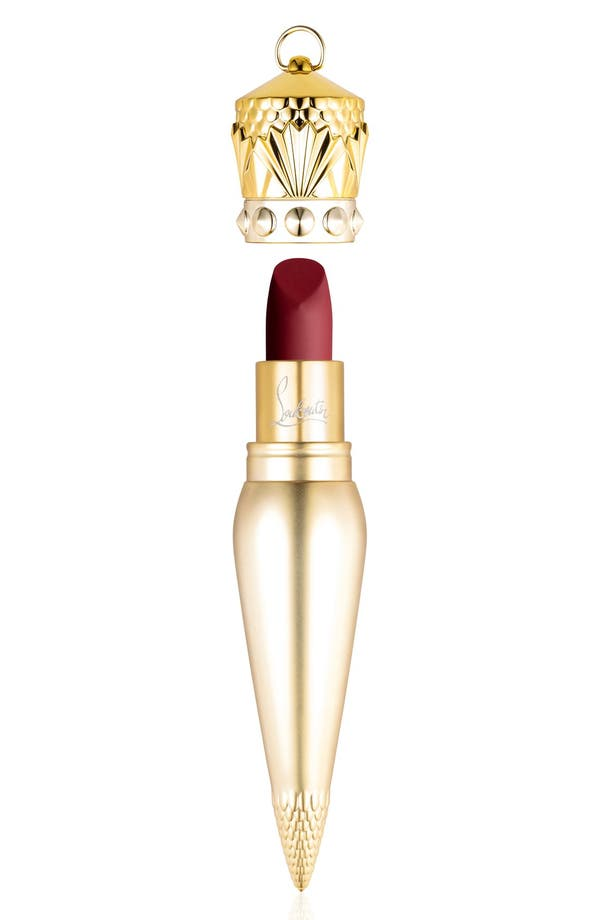 Alternate Image 1 Selected - Christian Louboutin Velvet Matte Lip Colour