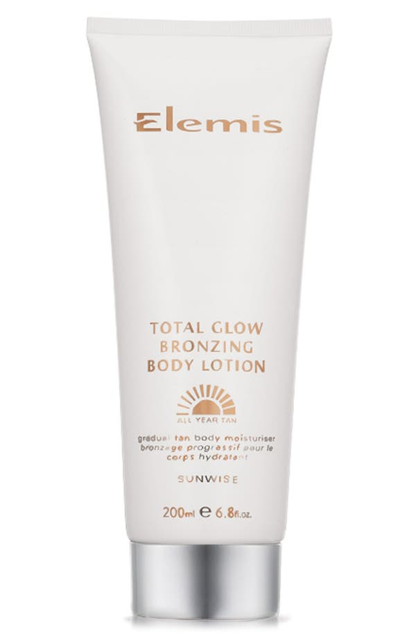 Alternate Image 1 Selected - Elemis Total Glow Bronzing Body Lotion