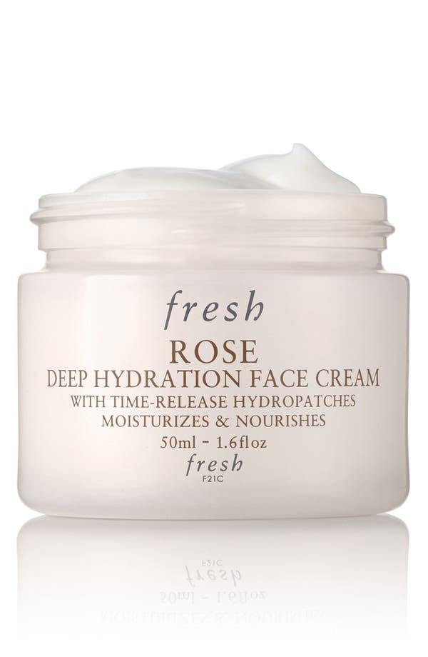 Alternate Image 1 Selected - Fresh® Rose Deep Hydration Face Cream