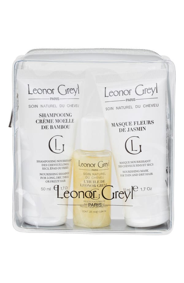 LEONOR GREYL PARIS Luxury Travel Kit for Dry